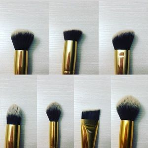7 pc. BH Cosmetics Face Brush Set